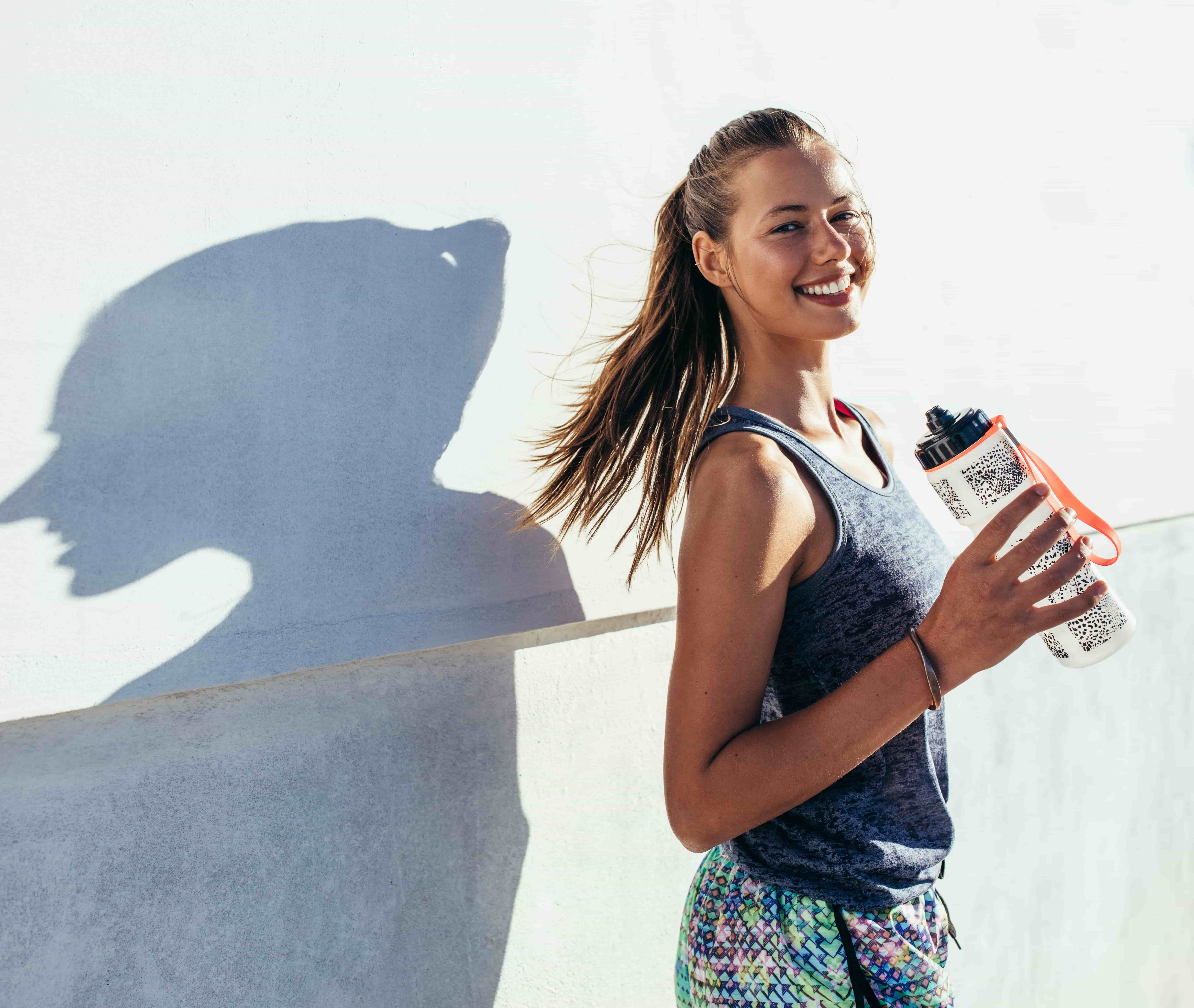 Pürblack is perfect for jogging and working out. Replenish your body with electrolytes.
